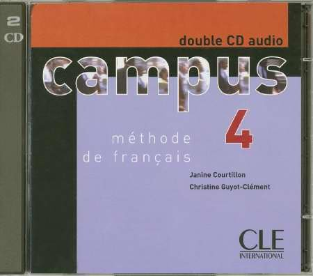 9782090328240: Campus 4 Classroom CD (English and French Edition)