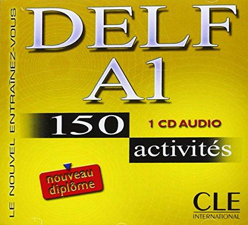 Delf A1. 150 Activities. Audio CD: Normand