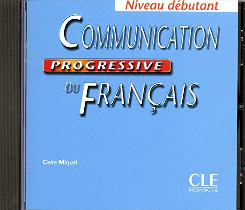 9782090328790: Communication progressive du francais: CD audio debutant (Collect Progres)