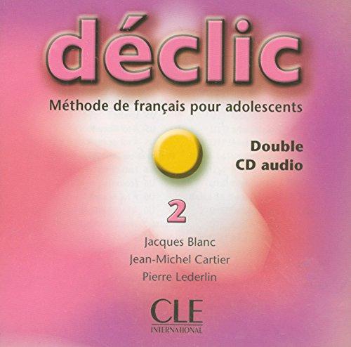 9782090328875: Declic: CD audio collectifs 2 (2) (Clé)