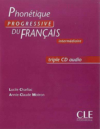 Phonetique Progressive Du Francais, Intermediaire (French Edition): Charliac, Lucile; Motron,