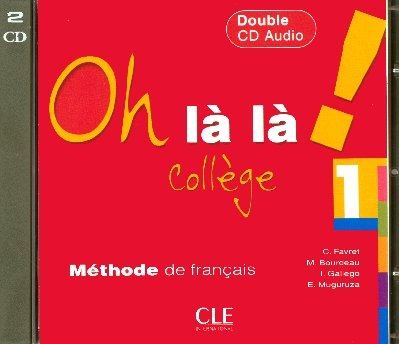 9782090329056: cd collection oh la la niveau 1 (French Edition)