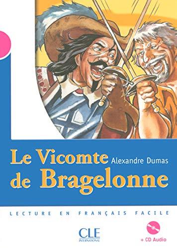 9782090329124: Le Vicomte De Bragelonne - Livre & CD-Audio