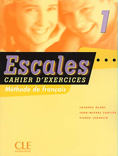9782090331547: Escales Workbook + Audio CD (Level 1) (English and French Edition)