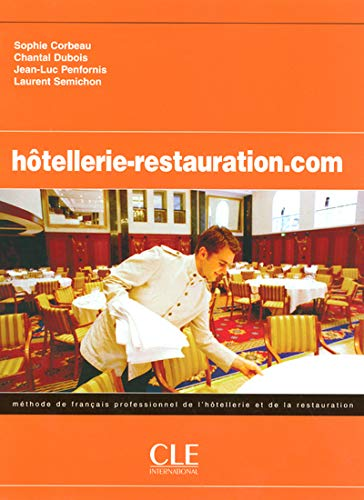 9782090331783: Hôtellerie-Restauration. Com (Collection Poin)