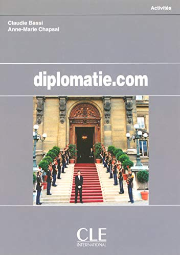 9782090331844: Diplomatie.com (French Edition)