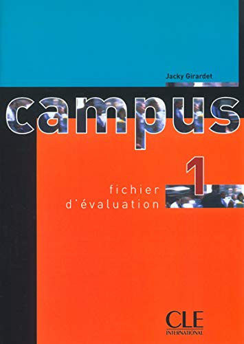 Campus 1 Test Booklet (French Edition): Girardet