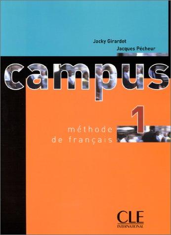 9782090332179: Campus, niveau 1 : Méthode de français