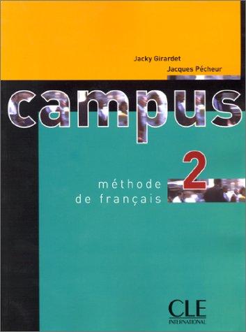 9782090332209: Campus 2 : M�thode de fran�ais (Livre de l'�l�ve)