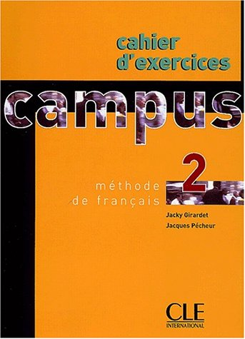 9782090332216: Campus 2 - Cahier D'exercices (French Edition)