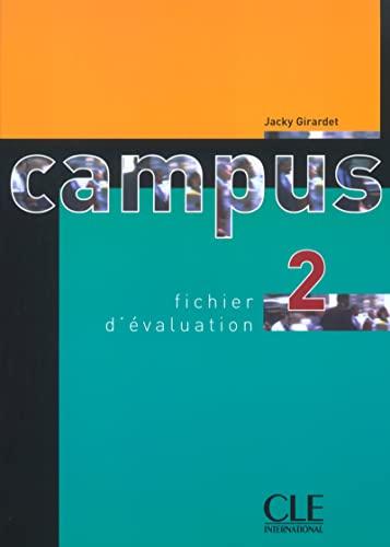 Campus 2 - Méthode de français: Girardet, Jacky