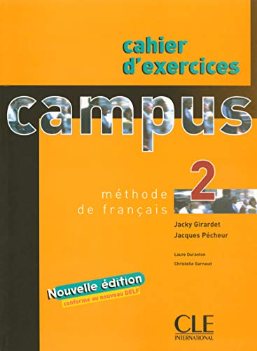 9782090332483: Campus 2: Cahier D'exercices (French Edition)