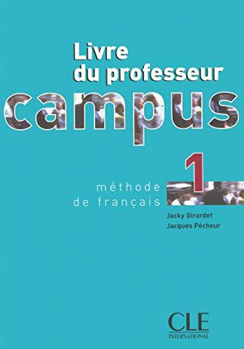 9782090333091: Campus 1 : Livre du professeur