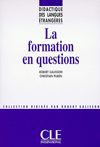 9782090333305: La Formation En Questions (French Edition)