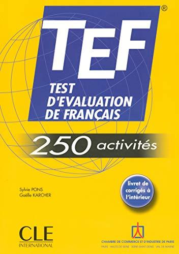 TEF - Test d'évaluation de Français: Pons, Sylvie