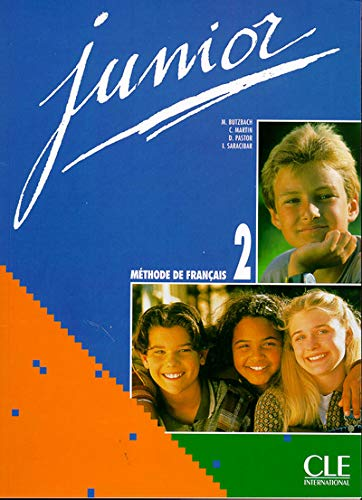 Junior 2. Methode De Francais (French Edition): Butzbach, M., Martin,