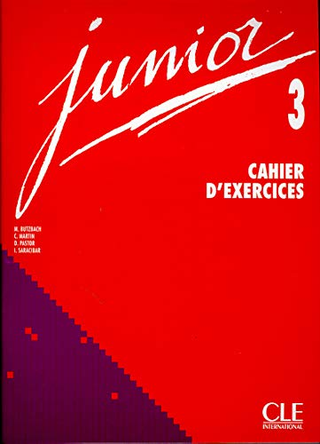 Junior - Level 3: Cahier DExercices 3: Butzbach, M