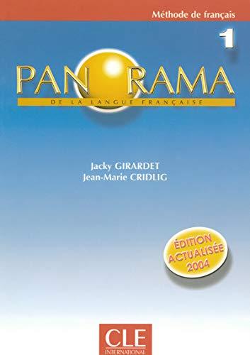 9782090334661: Panorama. Livre de l'élève. Per le Scuole superiori: Methode De Francais (Livre D 'Eleve): 1 (Corsi lingua)