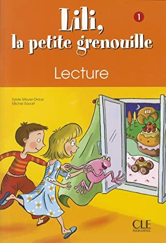 9782090335392: Lili, la petite grenouille 1