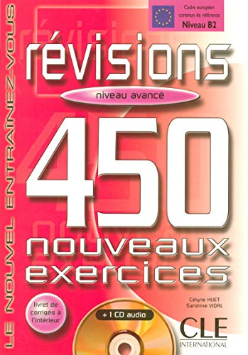 9782090335590: Revisions 450 Exercises Textbook, Advanced Level B2 (French Edition)