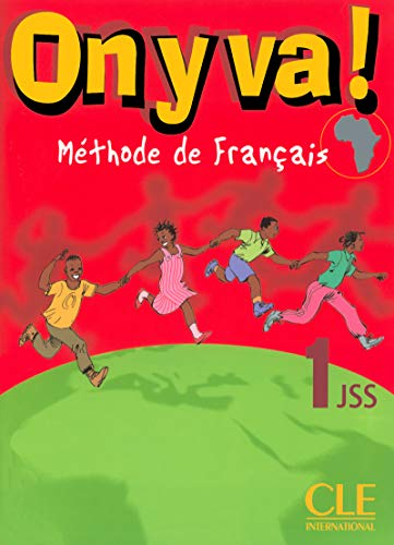 9782090335668: On y Va! Textbook (Level 1) (French Edition)