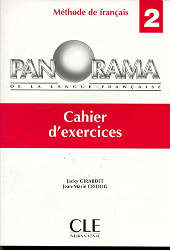 9782090337235: Panorama, 2 : méthode de français. Cahiers d'exercices