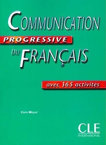 9782090337266: Communication Progressive Du Francais, Niveau Intermediaire (French Edition)