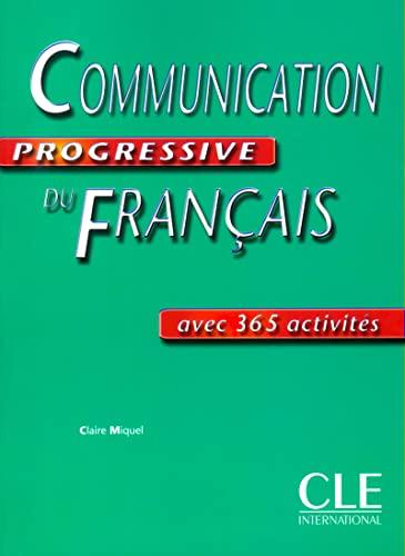 9782090337266: Communication progressive du français. Avec 365 activités (niveau intermédiaire)