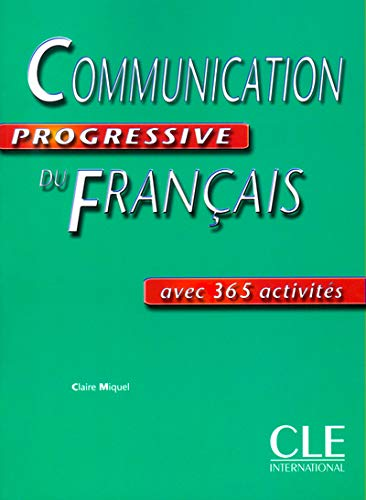 9782090337266: Communication Progressive Du Francais, Niveau Intermediaire (French Edition)