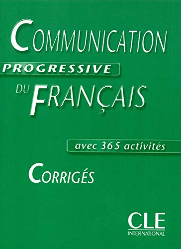 9782090337273: Communication Progressive du Français