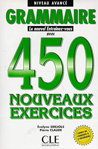 Le Nouvel Entrainez-Vous - Level 2: 450: Evelyne Sirejols, P.