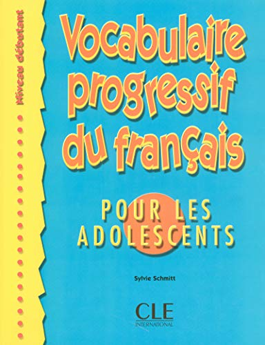 9782090338690: Vocabulaire Progressif Du Francais Pour Les Adolescents (Beginner) (English and French Edition)