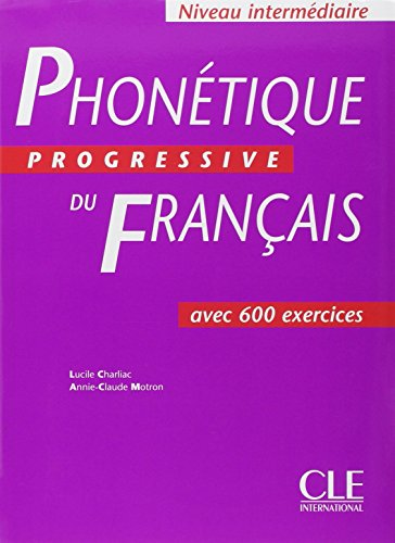 9782090338805: Phonétique Progressive Du Francais