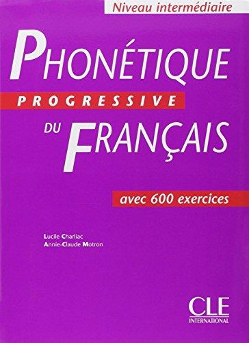 9782090338805: Phonétique Progressive Du Francais