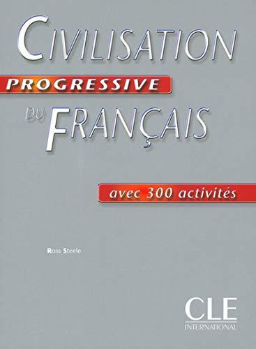 9782090339352: Civilisation Progressive: Livre Intermediaire