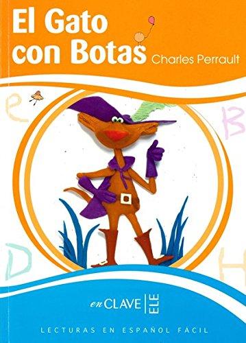 9782090341041: Lecturas Ninos. El gato con botas, Nivel B1 (Spanish Edition)
