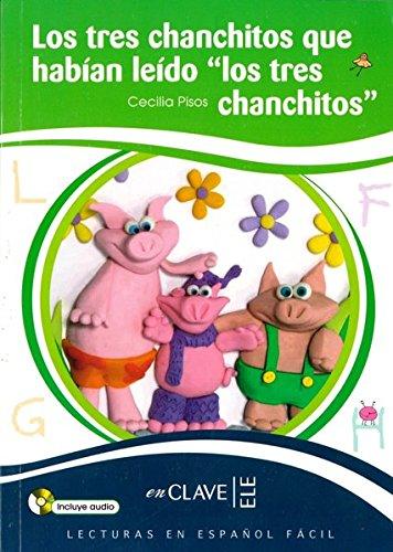 9782090341072: Lecturas Ninos. Los tres chanchitos + CD audio, Nivel A1 (Spanish Edition)