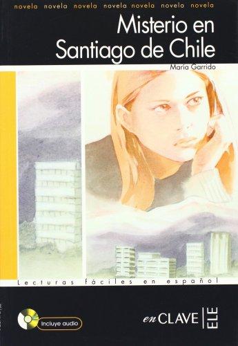 9782090341621: Lecturas adultos. Misterio en Santiago de Chile+CD audio, Nivel A1, A2 (Spanish Edition)