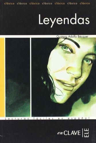 9782090341669: Lecturas adultos. Leyendas, Nivel A1, A2 (Spanish Edition)