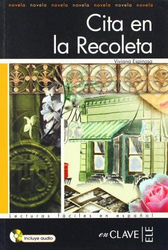 9782090341843: Lecturas adultos Cita en La Recoleta + CD audio, Nivel B2 (Spanish Edition)