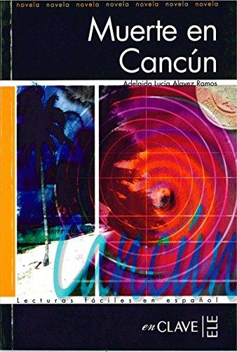 9782090341850: Lecturas adultos. Muerte en Cancun, Nivel B2 (Spanish Edition)