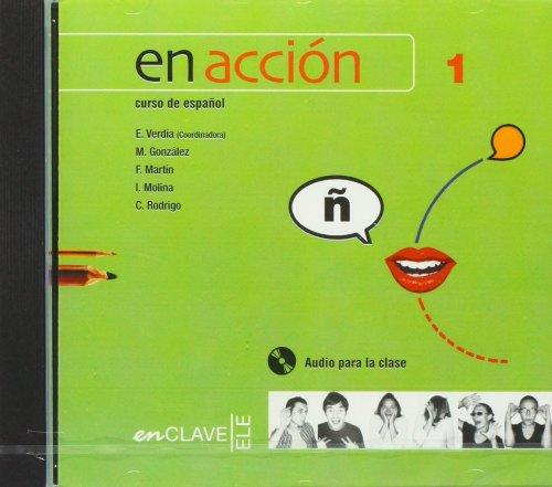 9782090342079: En Accion 1 Audio para la clase 1 / CD (Spanish Edition)