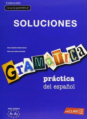 9782090343472: Gramatica practica del espanol-Nivel basico Solucionario (Spanish Edition)