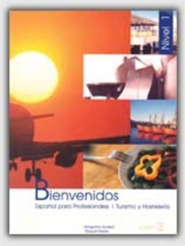9782090344868: Bienvenidos: Espanol Para Profesionales (Spanish Edition)