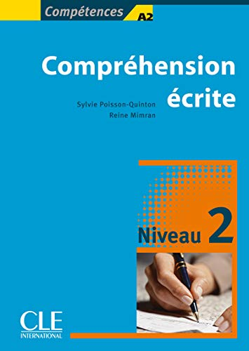 9782090352047: Compréhension écrite 2 - Niveaux A2/B1 - Livre