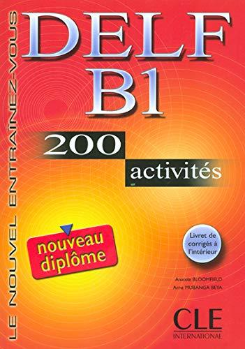 9782090352429: Le Nouvel Entrainez-Vous: Nouveau Delf B1 - 200 Activites - Livre (French Edition)