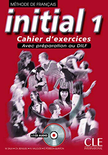 9782090352788: Initial 1 Workbook + Audio CD for Dilf (English and French Edition)