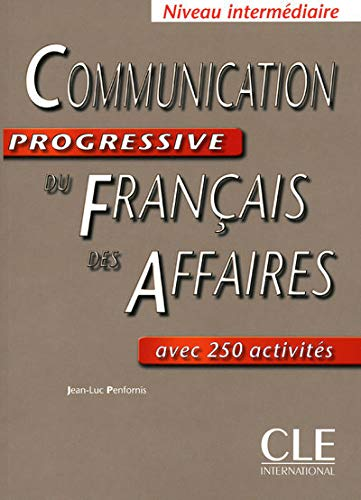 9782090353631: Communication progressive du francais des affaires ksiazka