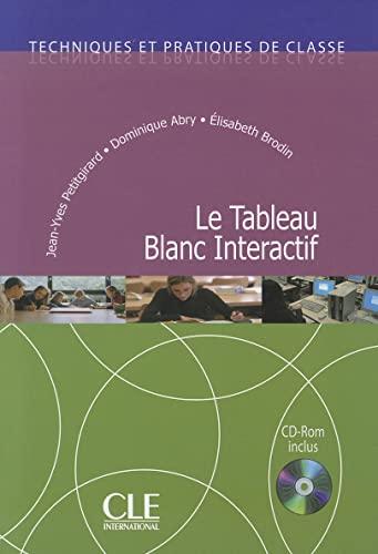 Le Tableau Blanc Interactif + Audio CD (French Edition): Abry