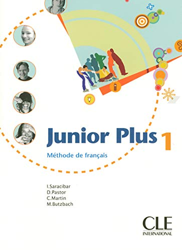9782090354003: Junior Plus Level 1 Textbook (French Edition)